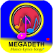 Megadeth Lyrics & Musics by Songs Musica