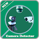 Hidden Camera Detector – New locator Anti Spy Cam by Sirsinai Studio
