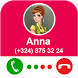 Call From Anna - Snow Princess by Call Apps Studio