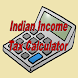 Indian Income Tax Calculator by Thejas Kumar S R