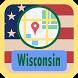 USA Wisconsin Maps