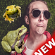Frog on Picture Screen Funny Prank : Free Download by SPARKAPPSS