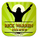 Rick Warren Sermons and Quote by barondev