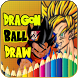 Coloring Dragon Z New by Gensystem Inc