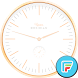 Rosa watch face by Obsidian by Little Labs, Inc.