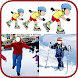 Baby Ice Skating Photo Editor by LinkopingApps
