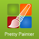Pretty Painter by Arthur Bikmullin