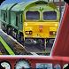Train Rail Simulator Driving