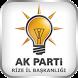Ak Parti Rize by Rizedeyiz Bilgi İşlem