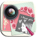 photo frames love cards by Bausauli Apps