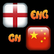 CHINESE-ENGLISH VOCABULARY by Nahyalat Tech