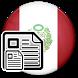 Periodicos Perú by Alexsoftware