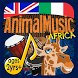 Animal Music English & Italian by JULIAN CALABRESE