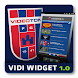 Vidi widget 1.0 by HelloAndroid.com