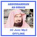 Abdurrahman as-Sudais 30 Juzz Mp3 Offline by 1001 Tech