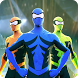 League of Power Hero Rangers by Galassia Studios