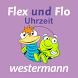Flex und Flo – Uhrzeiten trainieren by Westermann Digital GmbH