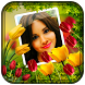 Flower Photo Frames LWP by AppTrends