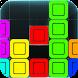 ALIGN FIVE color blocks puzzle by edin.us