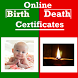 Registration of Birth & Death by 3s App Garage