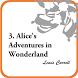 Alice in Wonderland Novel by Globo Apps Bandung