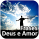 Frases, Deus e Amor by 1000apps