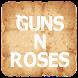 Guns N' Roses Music&Lyrics by beryl d goldman