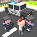 Blocky Vegas Crime Simulator:Prisoner Survival Bus by Freeze Games