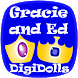Gracie and Ed Digi-Dolls Free by ThumbHurt Games