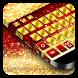 Red & Gold Keyboard