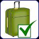 My Luggage Checklist by Koliuzhnov Viacheslav