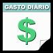Gasto Diário - QTG by QTG