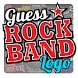Guess Rock Band Logo by CP House