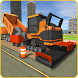 Road Builder City Construction by Mizo Studio Inc