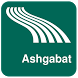 Ashgabat Map offline by iniCall.com