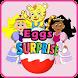 Magic surprise eggs children by meloapps
