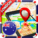London Street View Live App – Gps Satellite Map by Maps, GPS Navigation & Route Finder