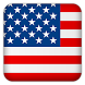 Selfie with USA flag by Koza Apps