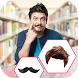 Men Hair Styles and Mustache by Riseum Technosoft
