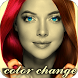 color change : hair and eyes by SOUF GAMES