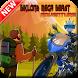 Racing Cycle Biklonz Adventure Game