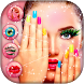 Girl Face Makeup Changer Photo Editor by Best Photo Collage Maker