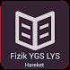 FİZİK Hareket Dersi YGS-LYS by İLKER CORSUZ