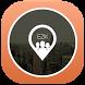 Ezik. Friends on map ANYWHERE! by Evgeniy Kim