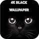 Black Wallpapers Full HD 2018 by Alfa İnc