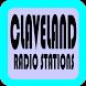 Cleveland Radio Stations by Tom Wilson Dev