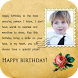 Happy Birthday Postcards by Creative Photo Editors