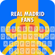 Keyboard for Real Madrid by WP Mixer