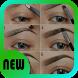 Easy Eyebrow Tutorial by Skadoosh