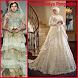 Kebaya dress wedding by singdroid